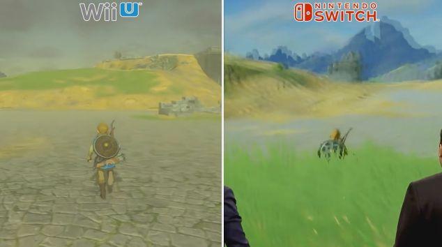ゼルダの伝説 ニンテンドースイッチ WiiUに関連した画像-11