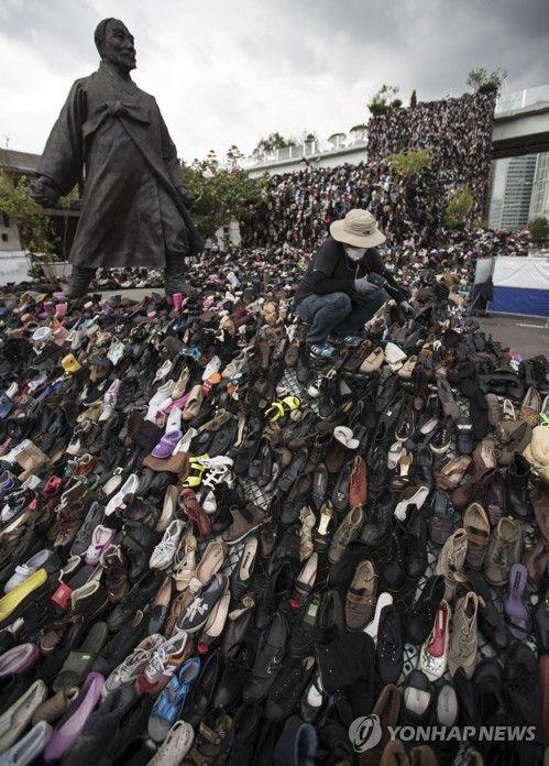 韓国 ソウル 3万足 ツリーに関連した画像-03