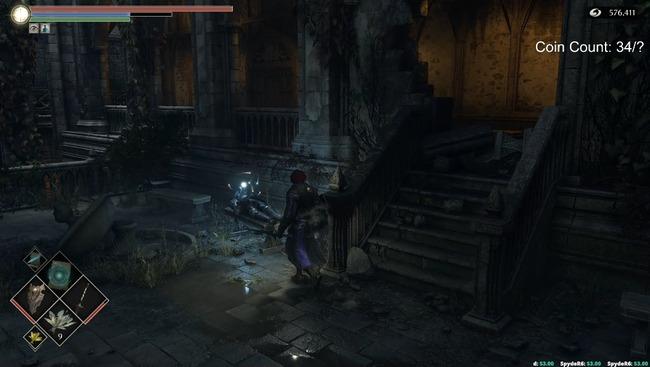 PS5 デモンズソウル 謎の扉 つらぬきの騎士 装備一式に関連した画像-01