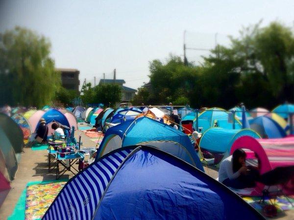 小学校 運動会 テント 家族 野外フェスに関連した画像-04