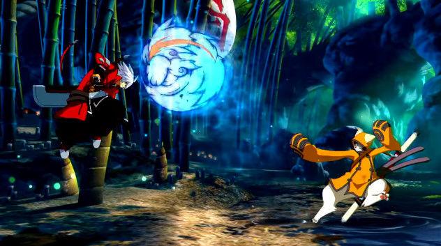 ブレイブルー 獣兵衛 セントラルフィクション BBCF 新キャラに関連した画像-06