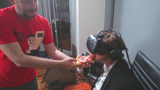 VR生活 連続 ヴァーチャルリアリティ 25時間 ギネス世界記録 VRに関連した画像-07
