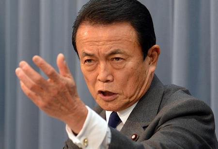 麻生 AIIB不参加に関連した画像-01