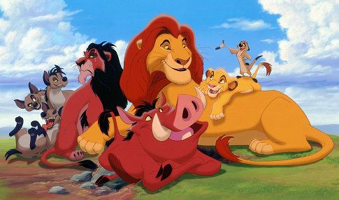 ディズニー ライオンキング 実写 映画化に関連した画像-01