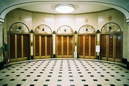 エレベーター 階段 ツイッター ツイートに関連した画像-01