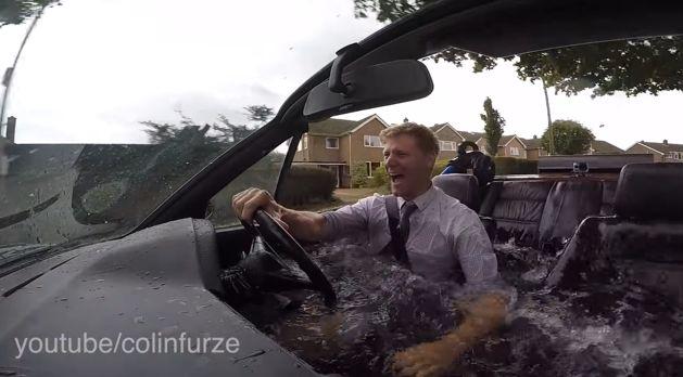 Youtube ユーチューバー 車 お湯に関連した画像-07