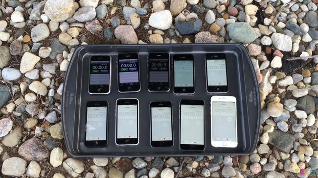 iPhone 燃やす 歴代 携帯 スマホ アップルに関連した画像-02