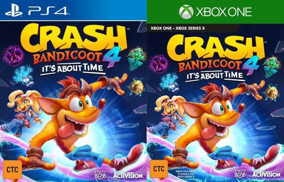 クラッシュ・バンディクー PS4 XboxOneに関連した画像-03