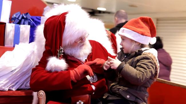 サンタクロース サンタ 神対応に関連した画像-11