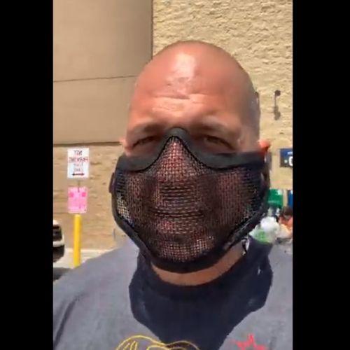 アメリカ マスク メッシュ素材 義務化 反対派に関連した画像-04