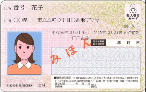 マイナンバーカード 小学生 中学生 成績 ひも付け 検討に関連した画像-01
