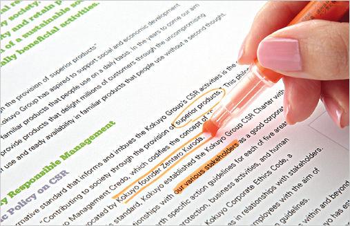 下書き ペン 暗記 色ペン スマホに関連した画像-01