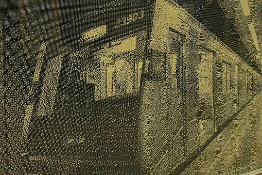 西梅田 切符 アート 新作に関連した画像-01