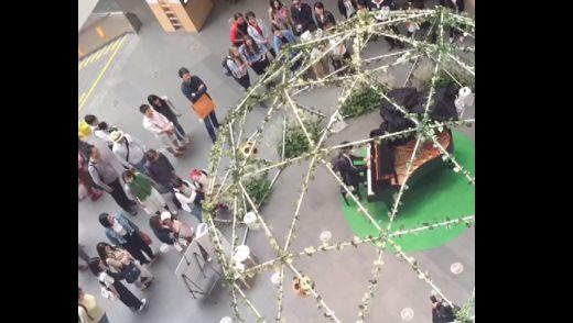六本木ヒルズ ピアノ ようこそジャパリパークへに関連した画像-01