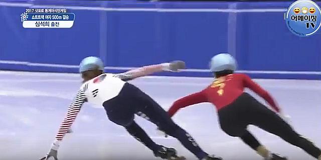 アイススケート ショートトラック 女子 韓国選手 失格 韓国ネットユーザー SNS 炎上に関連した画像-01