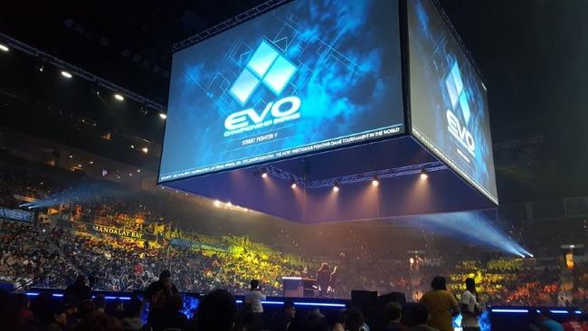 SIE 格ゲー世界大会 EVO 買収 8月 EvoOnline 開催に関連した画像-01