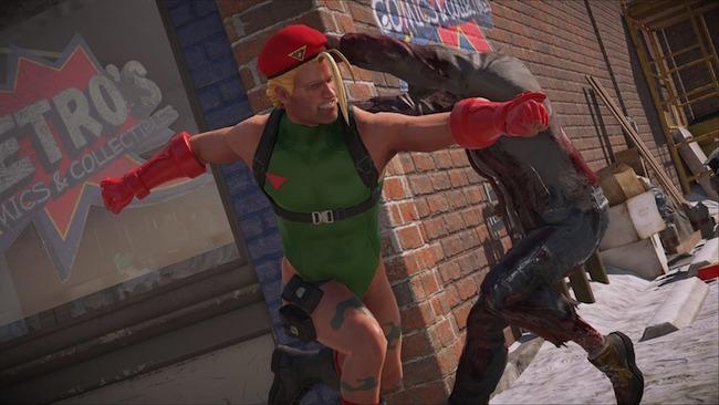 デッドライジング4 PS4版 DLC スペシャルエディション 時限独占 カプコンヒーローズに関連した画像-02