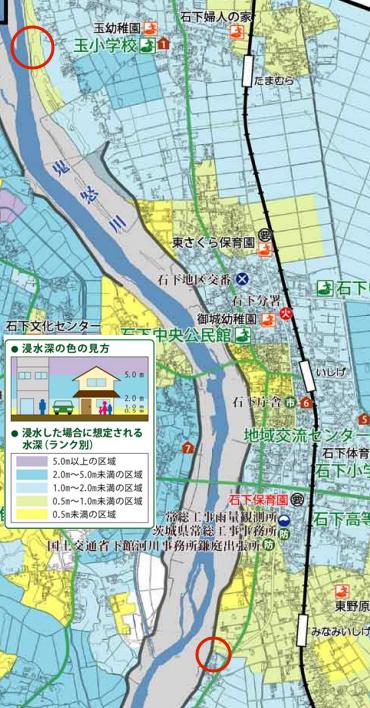 鬼怒川 決壊 堤防 ソーラーパネルに関連した画像-08