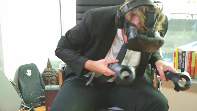 VR生活 連続 ヴァーチャルリアリティ 25時間 ギネス世界記録 VRに関連した画像-09