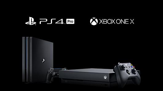 XboxOneX PS4 マイクロソフトに関連した画像-01