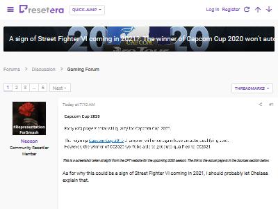ストリートファイター6 カプコン 2021年に関連した画像-02