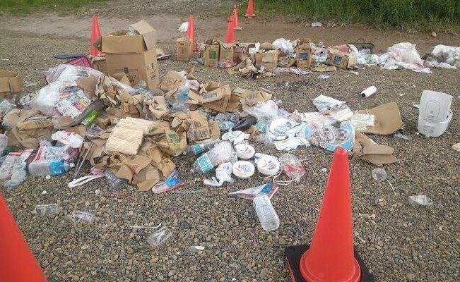 中国 日本人 BBQ ゴミ 置き去り 深刻化に関連した画像-01