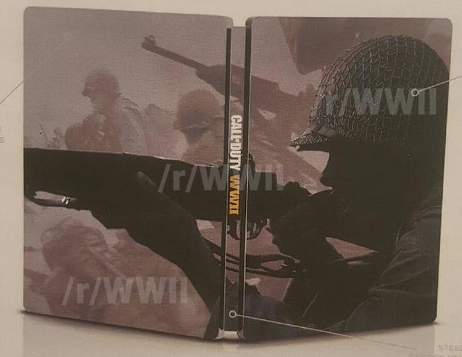 コールオブデューティ WW2 新作 CODWW2 次回作に関連した画像-08