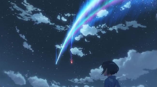 秒速5センチメートル 言の葉の庭 新海誠 最新作 君の名は。 美麗 特報映像 田中将賀 神木隆之介 上白石萌音に関連した画像-01