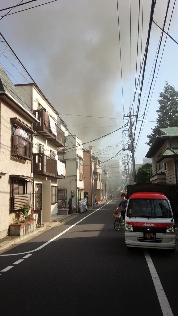 火災 品川 配信者 生主 だーすけに関連した画像-03