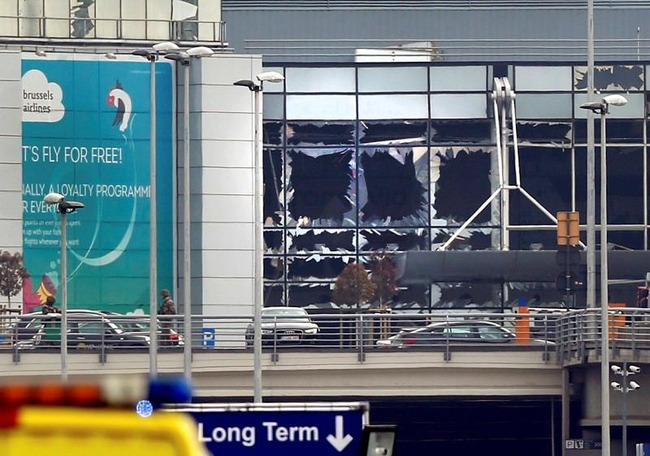ベルギー テロ 爆発 空港 地下鉄 アラビア語に関連した画像-05