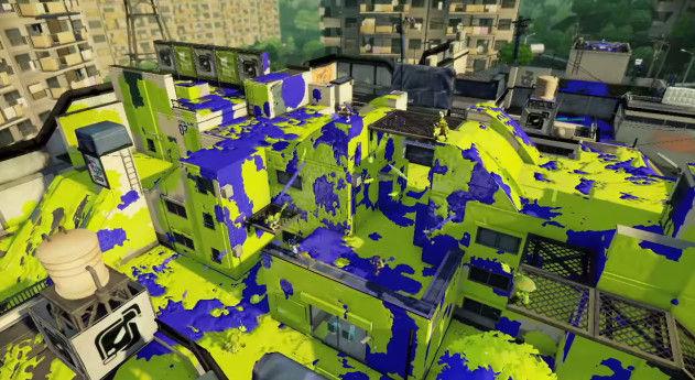 スプラトゥーン アップデート 新武器 ガトリング バケツに関連した画像-05