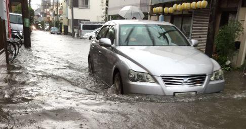 川崎 土砂災害 水没 大雨 天災に関連した画像-01