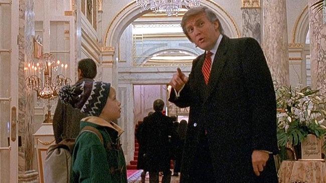 ホーム・アローン2 トランプ大統領 出演シーン カット マコーレ・カルキン同意に関連した画像-01