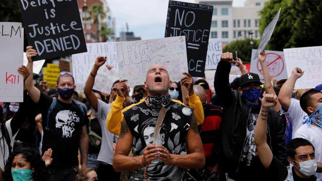 黒人差別反対デモ、日本でも決行する模様