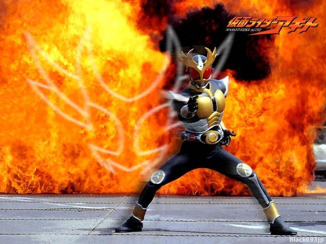 仮面ライダー アギト 要潤に関連した画像-01