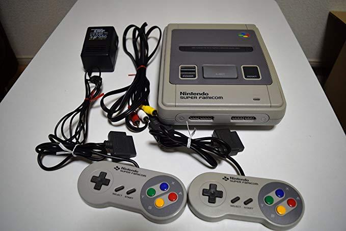 任天堂 スーパーファミコン 家庭用ゲーム機 発売に関連した画像-01