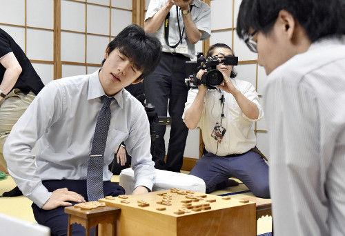 藤井聡太 反則疑惑 将棋連盟に関連した画像-01