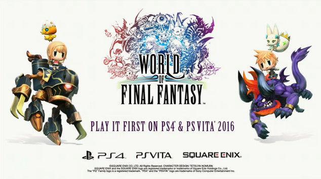 E3 SCE カンファレンス ワールドオブファイナルファンタジーに関連した画像-16