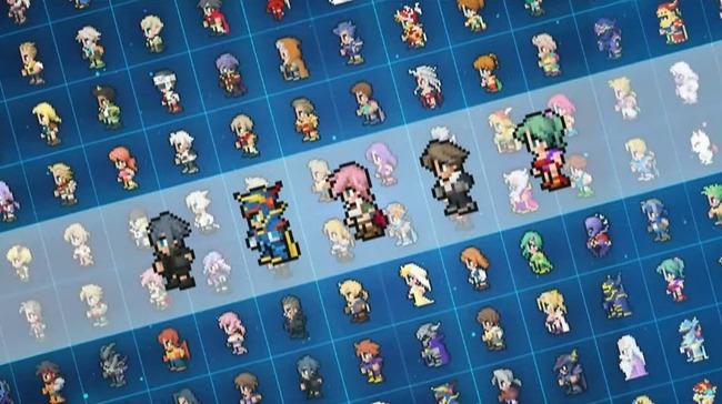 ピクトロジカ ファイナルファンタジー 3DSに関連した画像-09