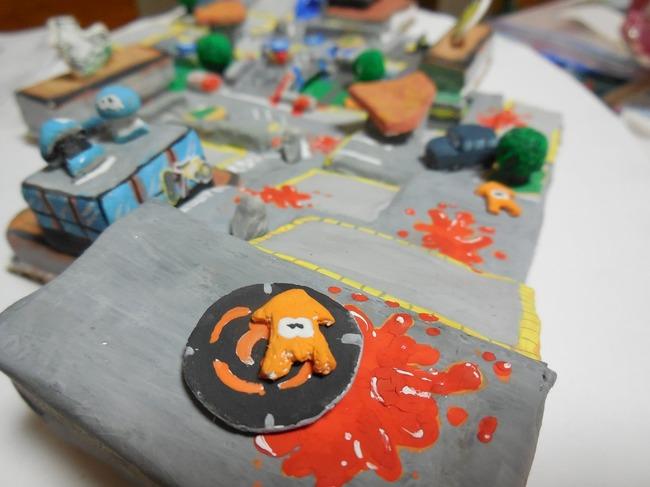 小学生 夏休み 自由研究 スプラトゥーン2 ステージ バッテラストリートに関連した画像-04
