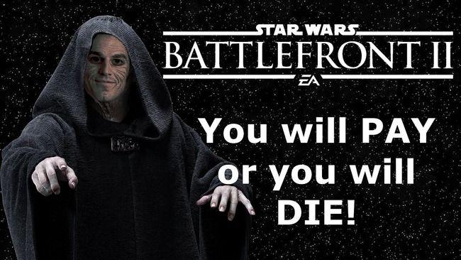 EA スターウォーズ バトルフロント2 課金要素 クリエイター 解雇に関連した画像-01