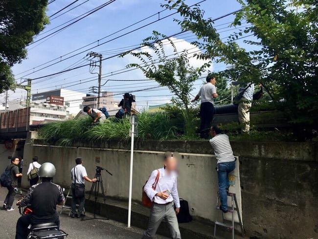 京急線 脱線 衝突 トラック 事故 マスコミ 線路 無許可 警察に関連した画像-08