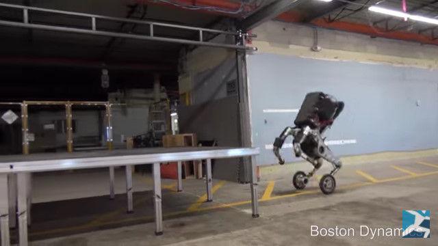 ボストン・ダイナミクス ロボット 2足歩行に関連した画像-12