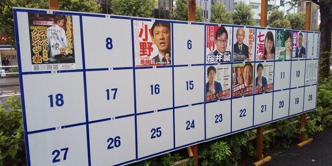 東京都知事選 都知事選 スーパークレイジー君 西本誠に関連した画像-02