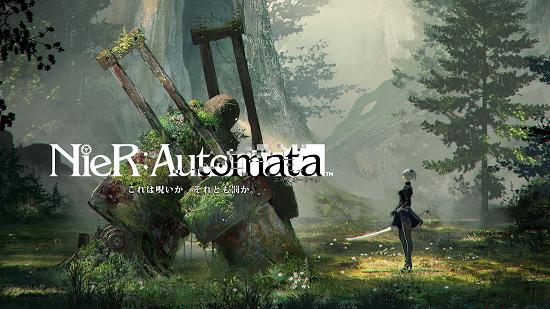 PS4 ニーア オートマタ NieR:Automata 体験版に関連した画像-01