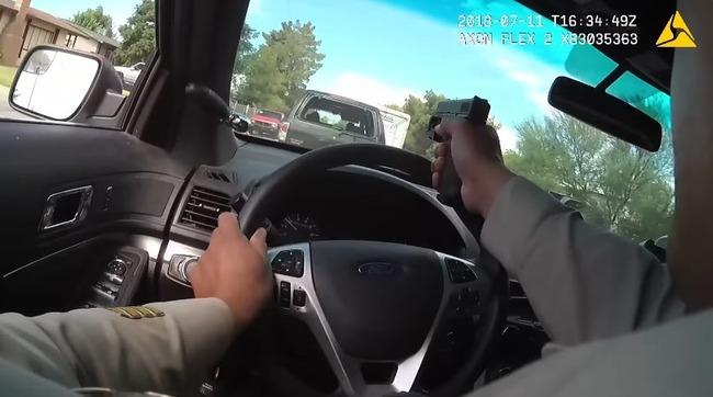 警察官 カーチェイス 発砲に関連した画像-02