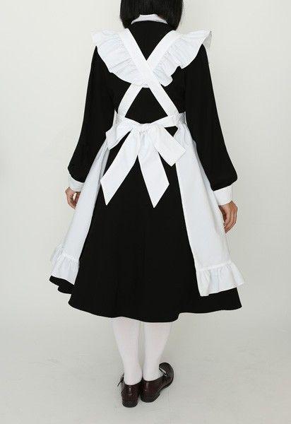 シャーロー 森薫 メイド服に関連した画像-07