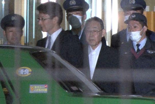 元農水事務次官 異例 保釈後 熊沢英昭被告 高級ホテルに関連した画像-01