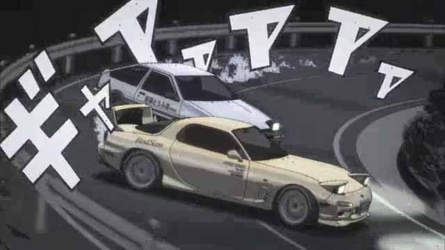イニシャルD スポーツカー 峠 事故 ジムニーに関連した画像-01