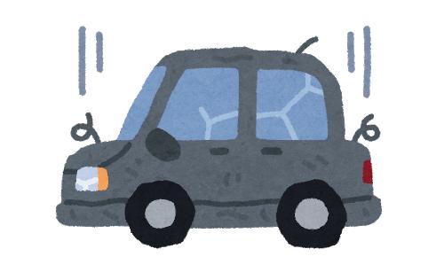 息子車ドア傷つけ100万円に関連した画像-01